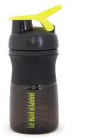 "Шейкер Harper Gym ""Shaker Bottle"", с венчиком, цвет: черный, 500 мл"