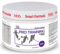 """Предтренировочный комплекс bbb """"PRO Training"""", со вкусом лимона, 320 г"""