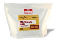 "Протеин Muscle Hit ""Muscle Pro"", с коллагеном, клубника, 900 г"