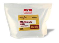 "Протеин Muscle Hit ""Muscle Pro"", с коллагеном, апельсин, 900 г"