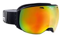 """Очки горнолыжные Alpina """"Big Horn QMM"""", цвет: черный, белый"""