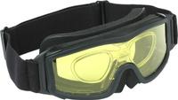 """Очки стрелковые Track """"Osprey"""", защитные, со сменными фильтрами, цвет: черный. Размер M"""