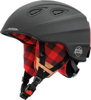 """Шлем горнолыжный Alpina """"Grap 2.0 LE"""", цвет: черный. A9094_31. Размер 61-64"""