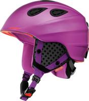 """Шлем горнолыжный Alpina """"Grap 2.0"""", цвет: лиловый. A9085_52. Размер 54-57"""