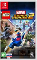 Игра LEGO Marvel Super Heroes 2 для Nintendo Switch