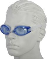 Очки для плавания Larsen, цвет: синий. R1281 Уцененный товар (№1)