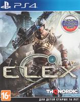 Игра ELEX для PS4 Sony
