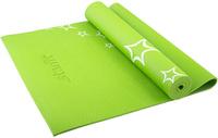 """Коврик для йоги Starfit """"FM-102"""", цвет: зеленый, 173 х 61 х 0,6 см"""