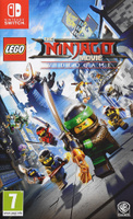 Игра LEGO: Ниндзяго Фильм. Видеоигра для Nintendo Switch