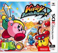 Игра Kirby Battle Royale для Nintendo 3DS