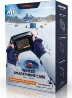 """Зимний чехол для смартфона Deeper """"Winter Smartphone Case"""", цвет: черный. Размер L"""
