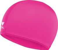 Шапочка для плавания Tyr Solid Lycra Cap, цвет: розовый. LCY
