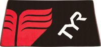 """Полотенце хлопковое Tyr """"Towel"""", цвет: черный, красный. TWTYR"""