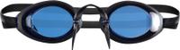 "Очки для плавания Tyr ""Swedish Lo Pro"", цвет: голубой, черный. LGLOPRO"
