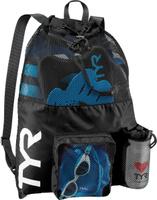 Рюкзак для аксессуаров Tyr Big Mesh Mummy Backpack, цвет: черный. LBMMB3