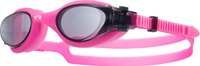"Очки для плавания Tyr ""Vesi Femme"", цвет: дымчатый, розовый. LGHYBF"