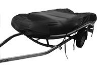 Чехол для транспортировки лодок ПВХ 330, цвет: черный
