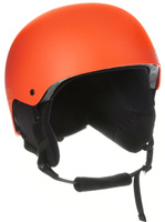 "Шлем зимний Salomon ""Ghost Green"", цвет: оранжевый. Размер S (51/55)"