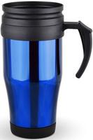 "Термокружка ""Diolex"", цвет: синий, 450 мл"