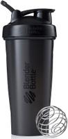 "Шейкер спортивный BlenderBottle ""Classic Full Color"", цвет: черный, 828 мл"
