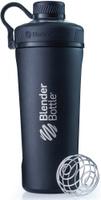 """Шейкер спортивный BlenderBottle """"Radian Insulated Stainless"""", цвет: черный, 769 мл"""