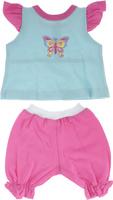 Mary Poppins Одежда для кукол Кофта и брючки Бабочка