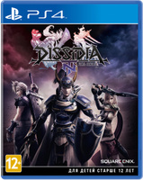 Игра Dissidia Final Fantasy NT для PS4 Sony