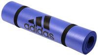 """Тренировочный коврик для фитнеса """"Adidas"""", цвет: лиловый"""