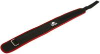 """Пояс тяжелоатлетический нейлоновый Adidas """"Nylon Lumbar Belt"""". Размер XL"""