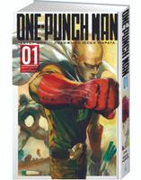 One-Punch Man. Книга в 2 частях