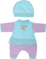 Mary Poppins Одежда для кукол Комбинезон с шапочкой Бабочка цвет розовый бирюзовый