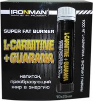"""Жиросжигатель Ironman """"Супер Сжигатель"""", 10 флаконов по 25 мл"""