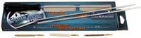 Набор для чистки пневматического оружия ShotTime, калибр 4,5 мм