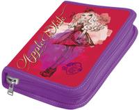 Mattel Пенал с наполнением Ever After High 17 предметов цвет фиолетовый розовый
