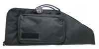 """Чехол для оружия тактический """"Vektor"""", с карманом, цвет: черный, 83 х 30 см"""