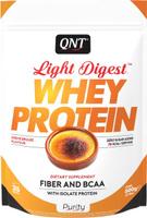 "Протеин QNT ""Light Digest Whey Protein"", крем-брюле, 500 г"