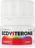 """Анаболический комплекс bbb """"Ecdysterone Forte 5"""", 100 таблеток"""