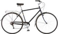 """Велосипед городской Schwinn """"Wayfarer"""", колесо 28"""", рама 18"""", цвет: синий, 7 скоростей"""