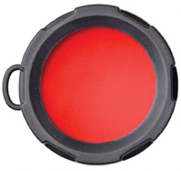 Фильтр для фонарей Olight FM10-R, цвет: красный