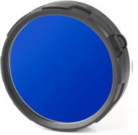 """Фильтр для фонарей Olight """"FM20-B"""", цвет: синий"""