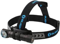 Фонарь светодиодный налобный Olight H2R Nova, CW холодный, с АКБ и USB ЗУ