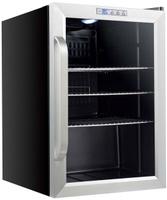 Холодильная витрина Gemlux GL-BC62WD, черный