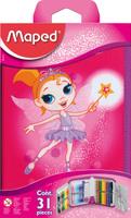 Maped Пенал Fairy с наполнением