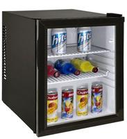 Холодильник GASTRORAG CBCW-35B, шкаф витринного типа, черный