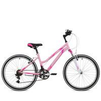 """Велосипед горный Stinger """"Latina"""", цвет: розовый, 24"""", рама 14"""""""