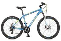 """Велосипед горный Stinger """"Reload D"""", цвет: синий, 26"""", рама 18"""""""