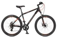 """Велосипед горный Stinger """"Reload D"""", цвет: черный, 26"""", рама 20"""""""