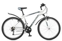 """Велосипед горный Stinger """"Element"""", цвет: белый, 26"""", рама 20"""". 26AHV.ELEM.20WH7"""