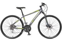 """Велосипед горный Stinger """"Campus 1.0"""", цвет: зеленый, 28"""", рама 17"""""""