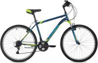 """Велосипед горный Stinger """"Caiman"""", цвет: синий, 26"""", рама 20"""""""